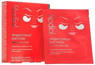 Rodial Dragon's Blood Eye Masks, x 8