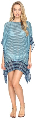 Jantzen - Wow Factor Caftan Cover-Up Women's Swimwear $84 thestylecure.com