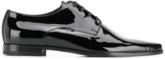 DSQUARED2 patent leather shoes