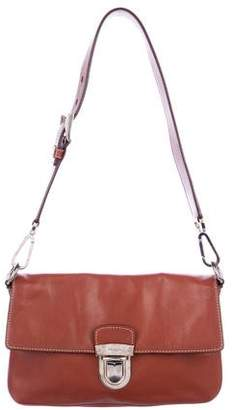 Prada Vitello Heavy Flap Bag