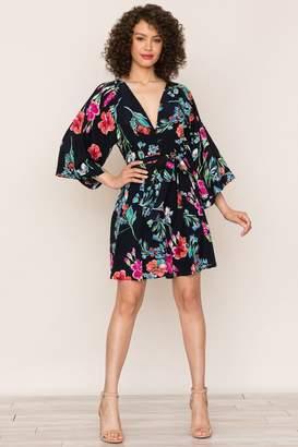 Yumi Kim Sweet Sunshine Silk Dress