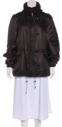 Isabel Marant Down Zip-Up Jacket