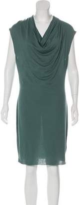 Helmut Lang Jersey Knee-Length Dress w/ Tags