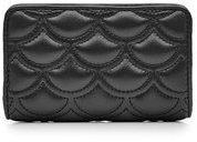 Marc JacobsMarc Jacobs Matelassé Compact Leather Wallet