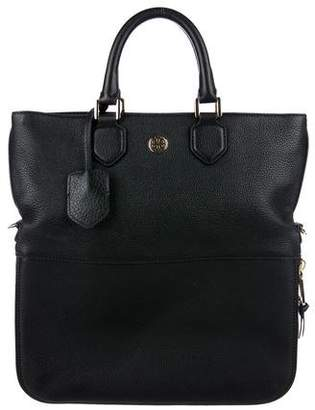 Tory Burch Robinson Fold-Over Messenger Bag