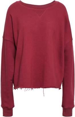 Simon Miller French Cotton-terry Sweatshirt