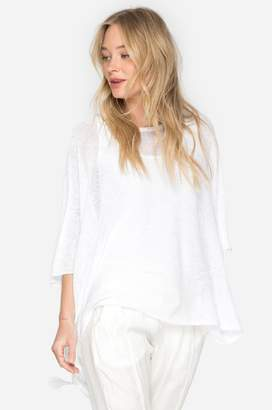 Johnny Was Organic Linen Poncho