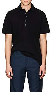 Piattelli MEN'S COTTON POLO SHIRT