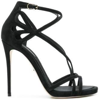 Dolce & Gabbana Keira crisscross sandals