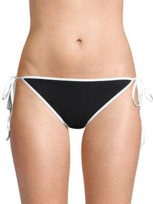 Jonathan Simkhai Reversible Bikini Bottom