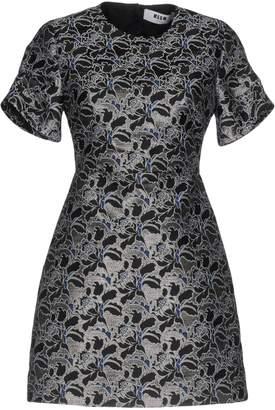 MSGM Short dresses - Item 34744291FS