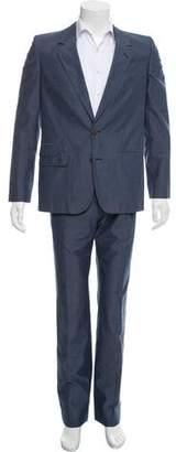 Maison Margiela Woven Two-Piece Suit
