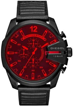 Diesel Men's Mega Chief Chronograph Watch, 51mm
