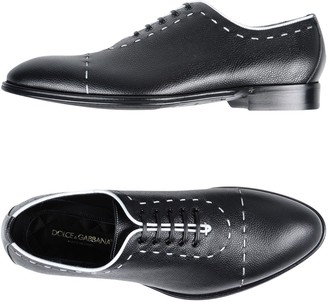 Dolce & Gabbana Lace-up shoes - Item 11508108FC