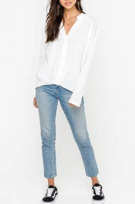 Lush Knit Top, Off-White