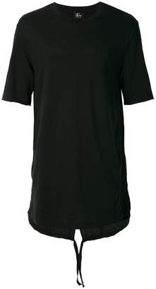 Lost & Found Ria Dunn drawstring fitted T-Shirt