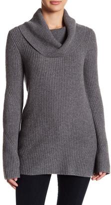 Elie Tahari Joanne Turtleneck Cashmere Sweater $368 thestylecure.com