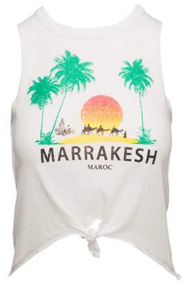 Chaser LA Marrakesh Tie Front