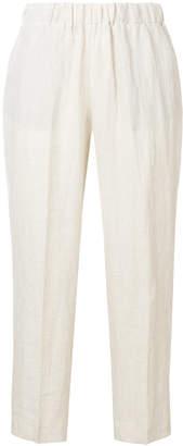 Kiltie ankle grazer trousers