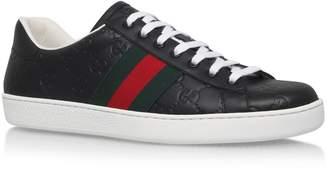 Gucci GG Supreme Ace Sneakers