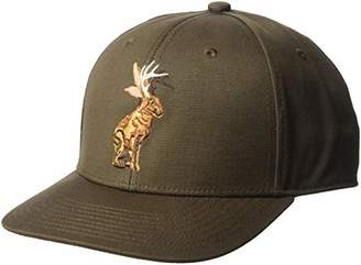 Coal Men's The Lore Curved Brim Dad Hat Adjustable Snapback Cap