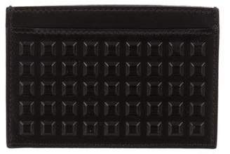 Balenciaga Embossed Leather Card Holder