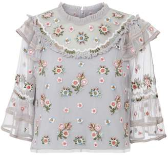 Needle & Thread Whimsical Top