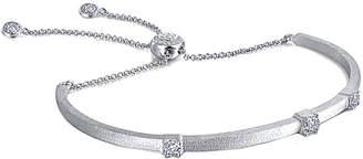 Lafonn Classic Platinum Plated Simulated Diamond Bracelet