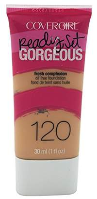 Cover Girl Ready Set Gorgeous Foundation Nude Beige 120