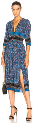 Sea Slit Maxi Dress