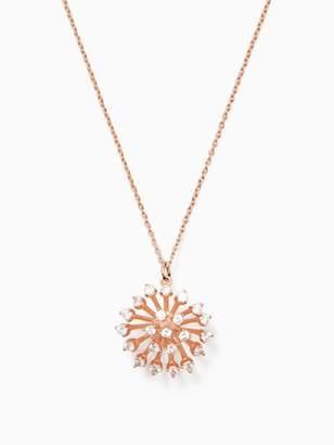 Kate Spade Flying colors sputnik mini pendant