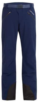 Perfect moment Perfect Moment - Chamonix Ski Trousers - Mens - Navy