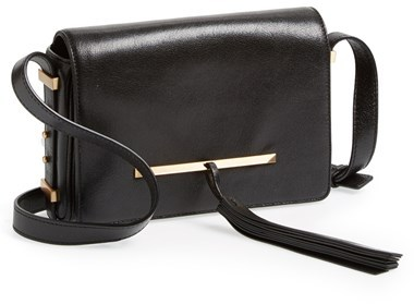 Brian Atwood 'Bo' Leather Crossbody