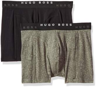HUGO BOSS Men's Boxer Brief 2p Print