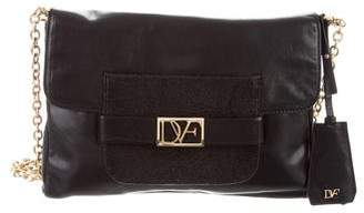 Diane von Furstenberg Leather Crossbody Bag