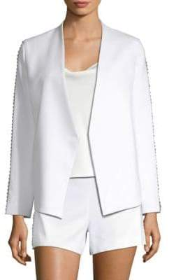 Alice + Olivia Hayes Beaded Blazer