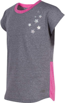 New Balance Graphic T-Shirt-Big Kid Girls