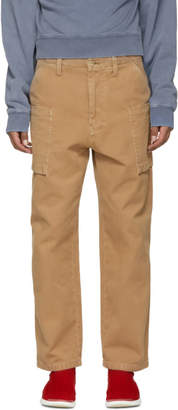 Acne Studios Brown Anselm Trousers