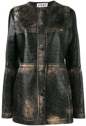 Loewe single breasted jacket