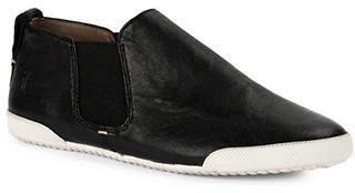 Frye Melanie Chelsea Leather Sneakers
