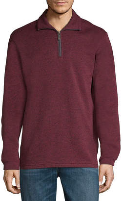 Haggar Quarter-Zip Pullover Big and Tall