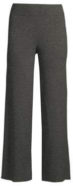 Lafayette 148 New York Ribbed Wool Pants