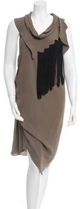 Derek Lam Silk Asymmetrical Dress w/ Tags