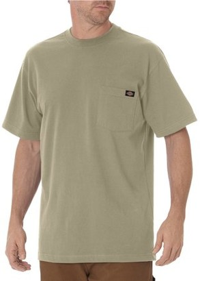 Dickies Men's Short Sleeve Heavyweight Crew Neck Tee
