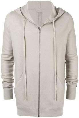 Rick Owens full-zip hoodie