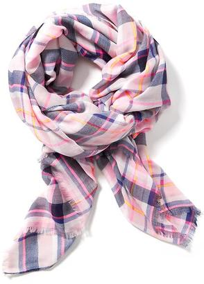 Printed Oversized Scarf for Women $16.94 thestylecure.com