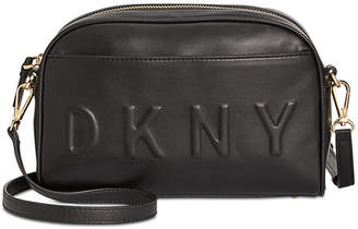 DKNY Logo Camera Bag Crossbody, Created for Macy's