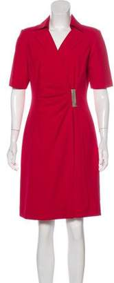 Ellen Tracy Knee-Length Sheath Dress