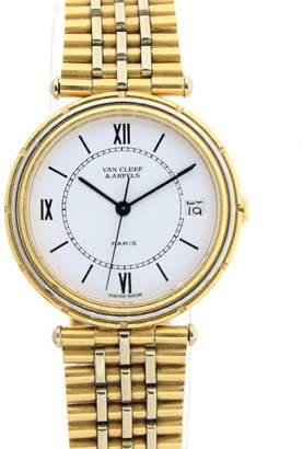 Van Cleef & Arpels Yellow Gold Watch