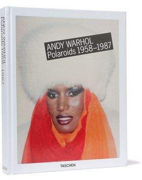 Taschen Andy Warhol: Polaroids 1958-1987 By Richard B. Woodard Hardcover Book